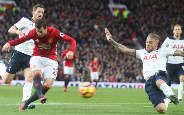 Бывший бомбардирдонецкого'Шахтера, похоже нашел свое место и свою игру в'Манчестер Юнайтед, который нынче возглавляет Жозе Моуриньо