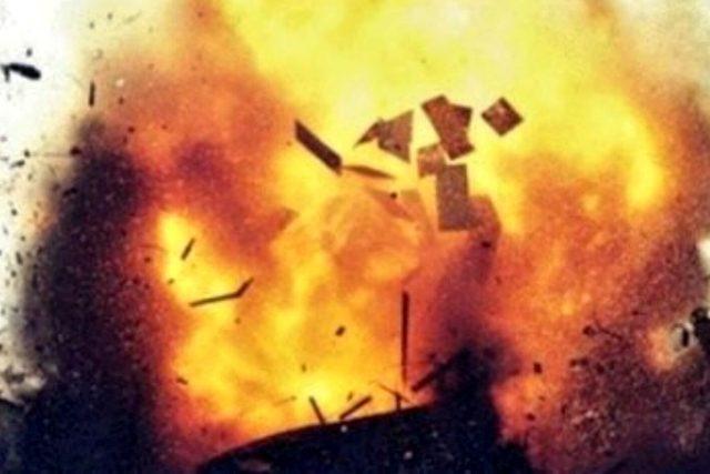Пусть проспятся: репортер отреагировал на очевидный взрыв вДонецке