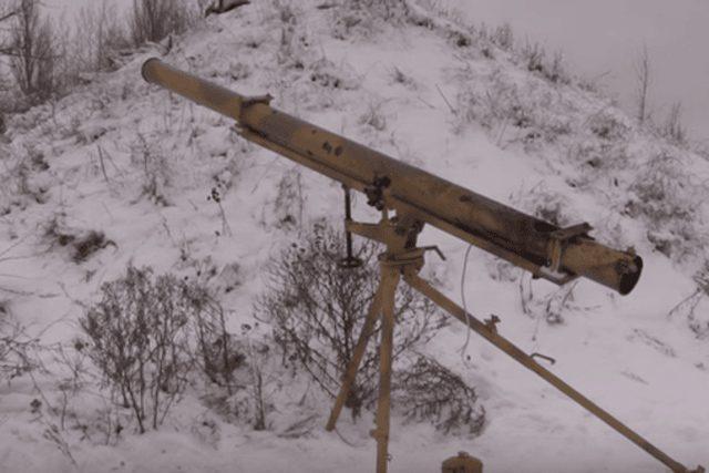 Штаб АТО: НаДонбассе противник 27 раз открывал огонь
