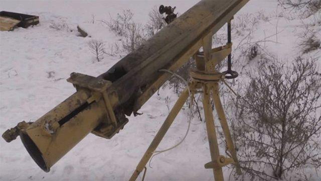 ПоВодяному бьют Градами— боевики срывают отвод тяжелого вооружения