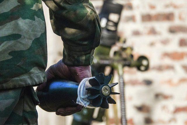 Штаб: ссамого начала суток террористы 21 раз обстреляли силы АТО