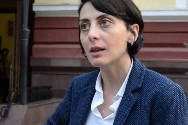 Деканоидзе сообщила, что ееиспользовали как ширму для коррупции