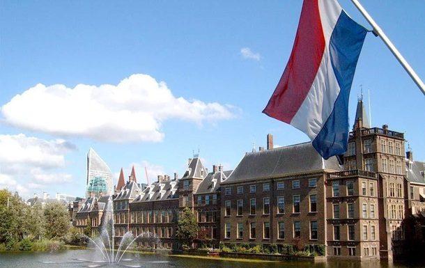 Проект ратификацииСА Украины сЕС подали впарламент Нидерландов