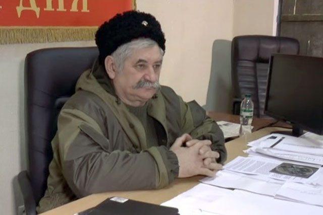 Соцсети проинформировали о смерти главаря террористов из«ЛНР»