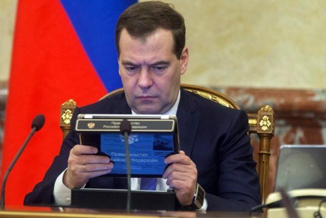 Фейгин вВашингтоне будет просить ввести санкции против Медведева