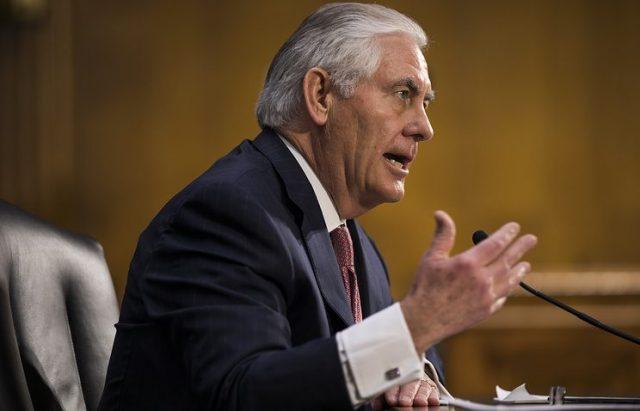 Руководитель комитета Сената Конгресса США поддержит кандидатуру Тиллерсона