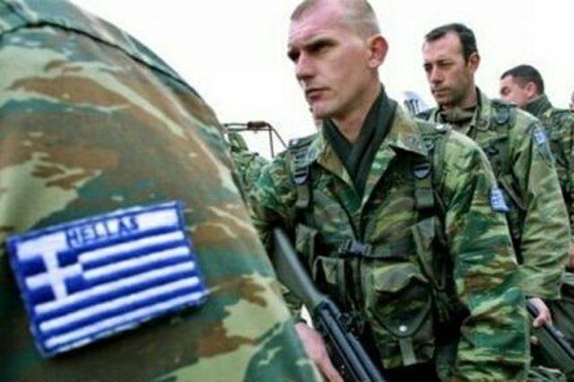 Греция привела войска вбоевую готовность