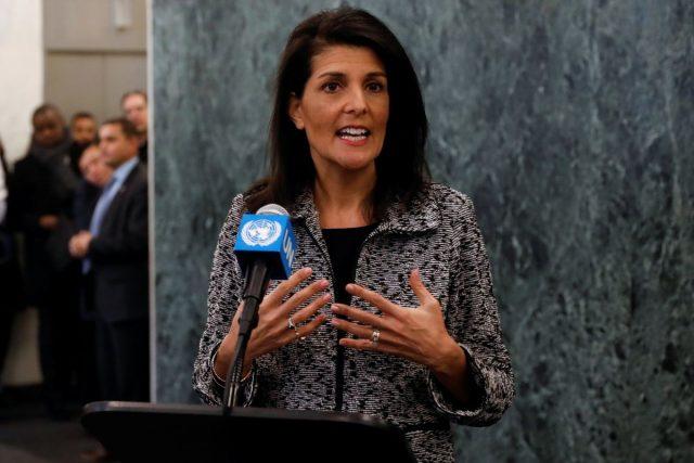 Представитель США при ООН рассказала осудьбе отношений Москвы иВашингтона