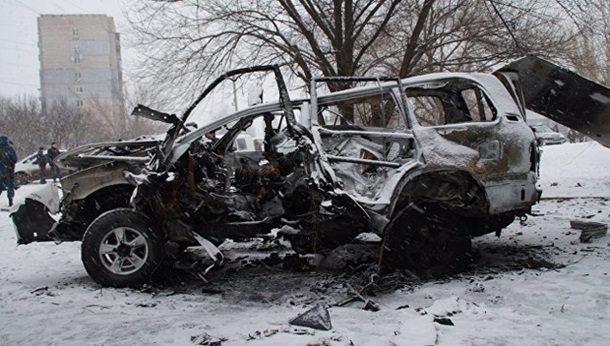 Схвачен подозреваемый вубийстве начальника управления милиции ЛНР