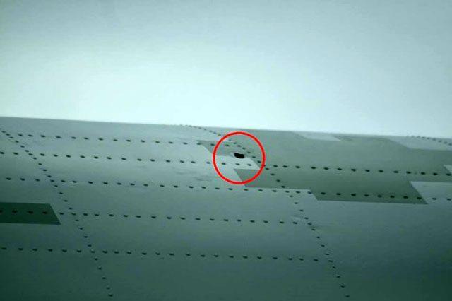 Украинскому самолету сигналили изракетницы— ЧФРФ