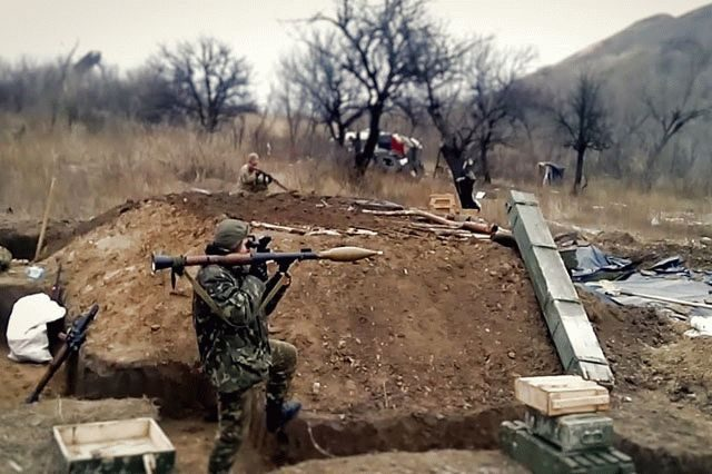 Вразведке поведали обуничтоженных боевиках наДонбассе