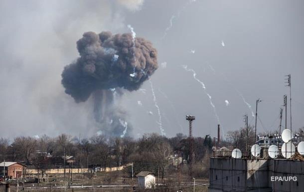 Порошенко попросил помощи НАТО вразминировании склада вБалаклее
