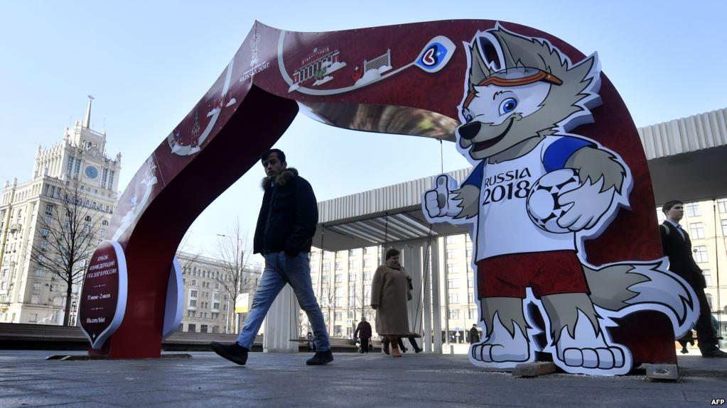 Великобритания призывает к бойкоту ЧМ-2018 на России