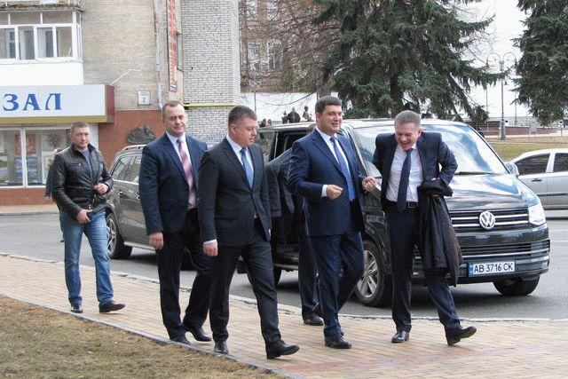 Гройсман поведал опотерях государства Украины в итоге блокады Донбасса