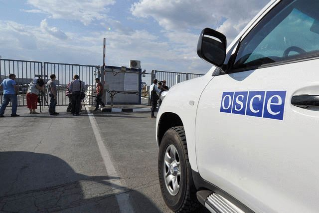 Миссия ОБСЕ настаивает на потребности разминирования около Донецкой фильтровальной станции