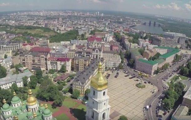 «Евровидение-2017»: винтернете появился презентационный ролик украинской столицы