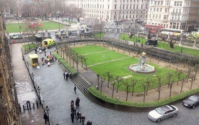 Теракт встолице Англии: погибли четверо, 20 ранены, террорист убит