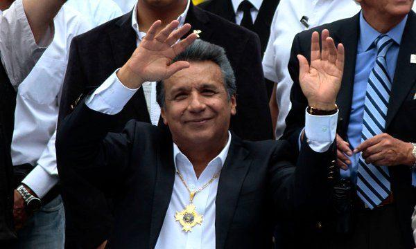 Закандидатом отправящих сил Морено сохранилось лидерство навыборах президента— Эквадор