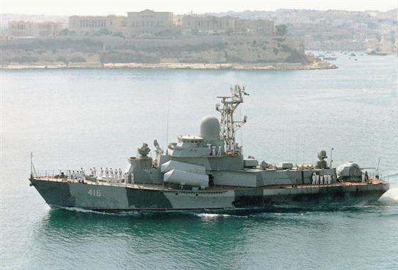 Ливия сбоем задержала украинский танкер