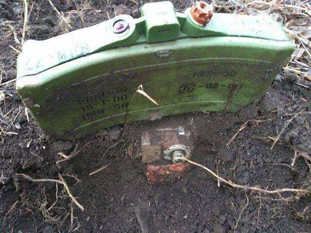 4 взрывчатки найдены напути патруля ОБСЕ под Шахтерском— ДНР