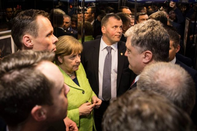 Порошенко ожидает от европейского союза «плана Маршалла» для Украины