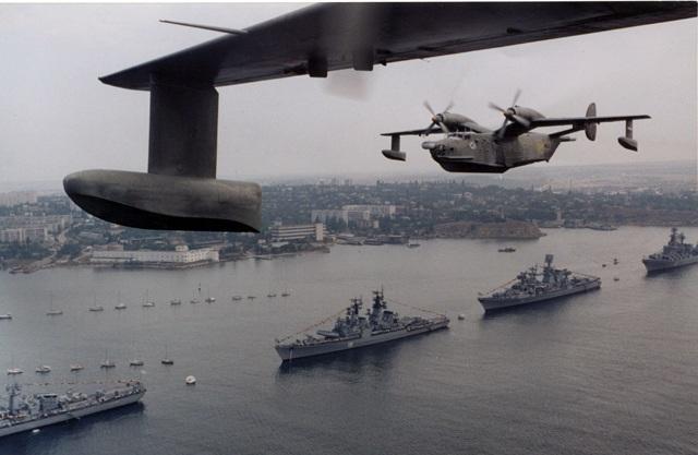 РФ начала проверку частей Черноморского флота