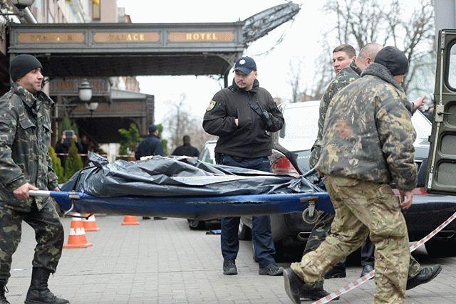 Луценко сказал почему подозревает Российскую Федерацию вубийстве Вороненкова
