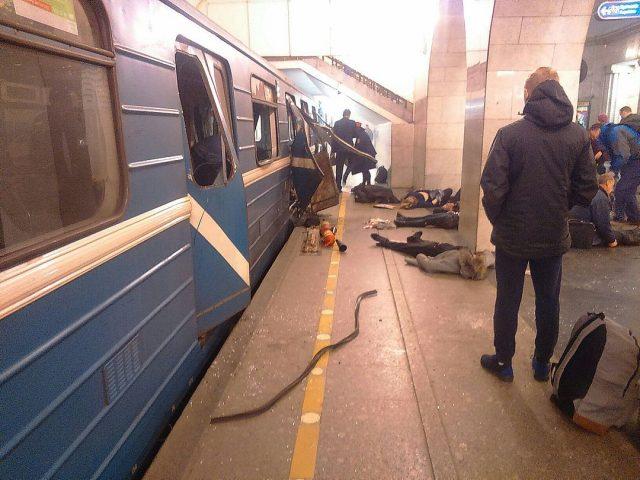 ВоВнуково усилят меры безопасности после взрыва вПетербурге