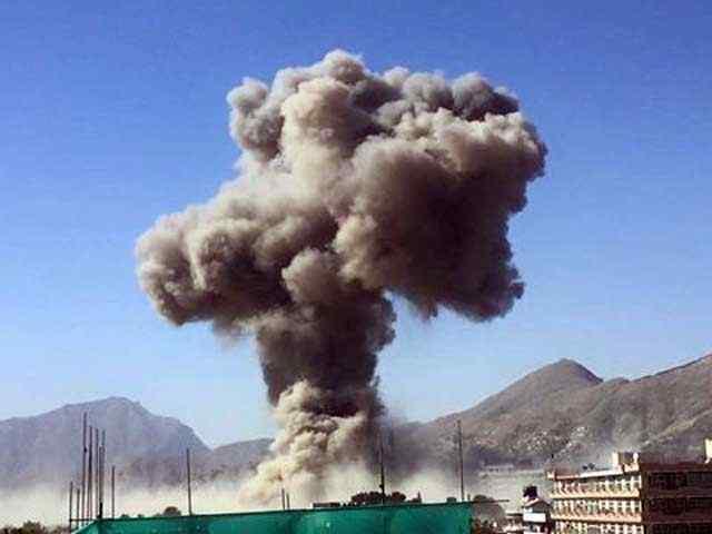 При взрыве вКабуле 19 человек погибли и319 пострадали— Минздрав Афганистана