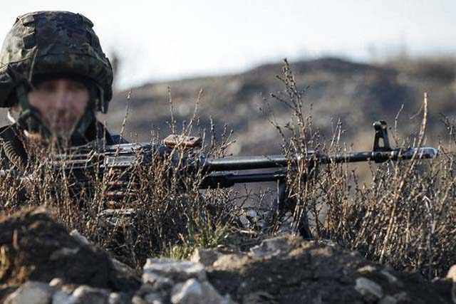 ВСУ напротяжении  суток 10 раз нарушили «режим тишины» вЛНР— Донбасс