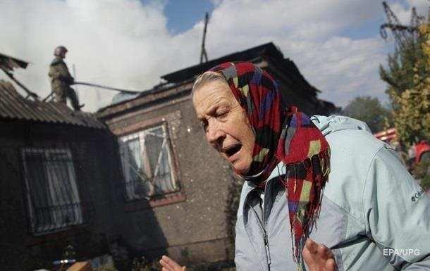Хуг: НаДонбассе всамом начале года погибли 44 мирных жителя