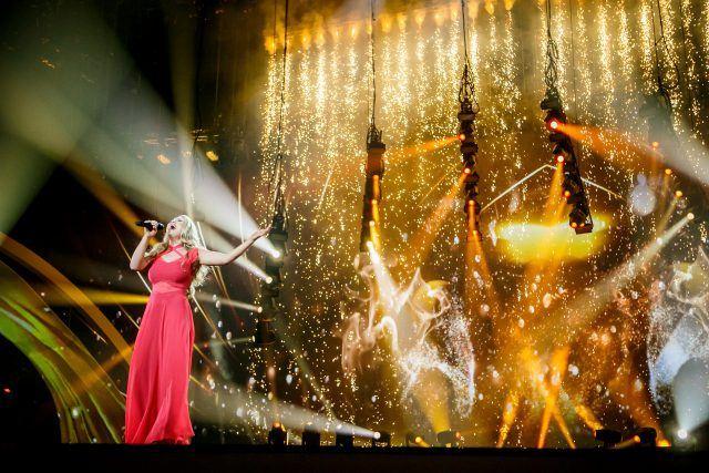 ВКиеве начался 2-ой полуфинал «Евровидения-2017»