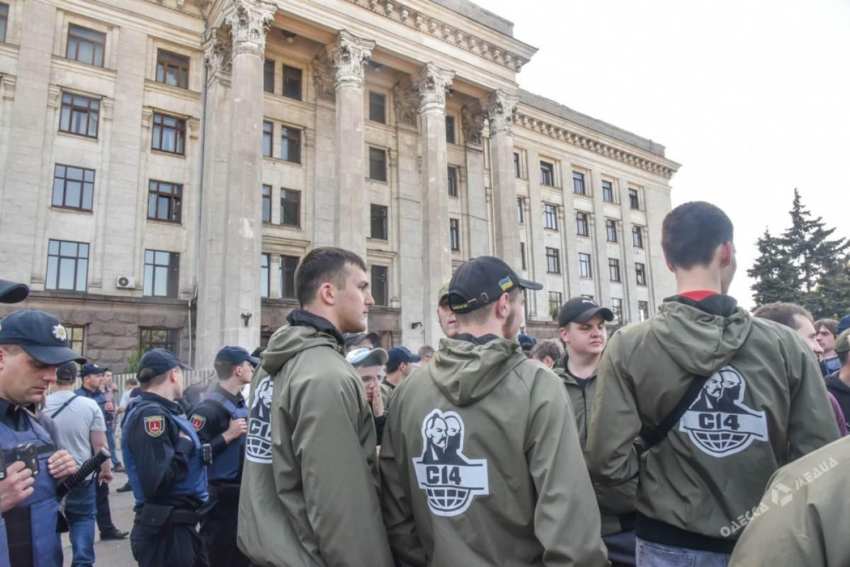 ВОдессе задержали группу людей поподозрению вподготовке теракта