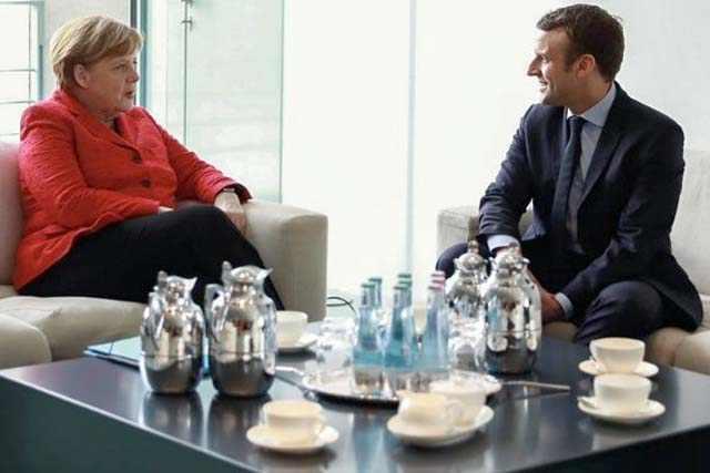 Кадыров пригласил Макрона иМеркель вЧечню