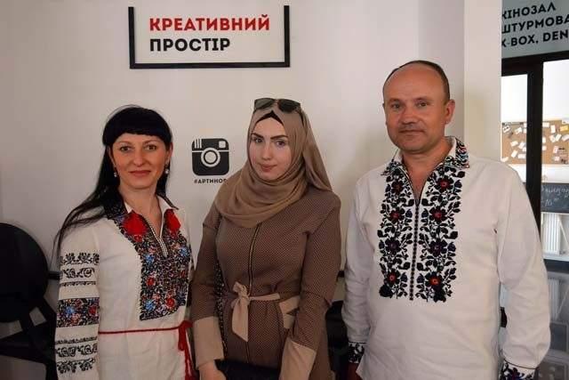 В Виннице украинские казаки и арабские мусульмане провели совместную акцию, фото-2