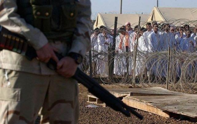 Водной изсирийских тюрем создали крематорий— Госдеп США