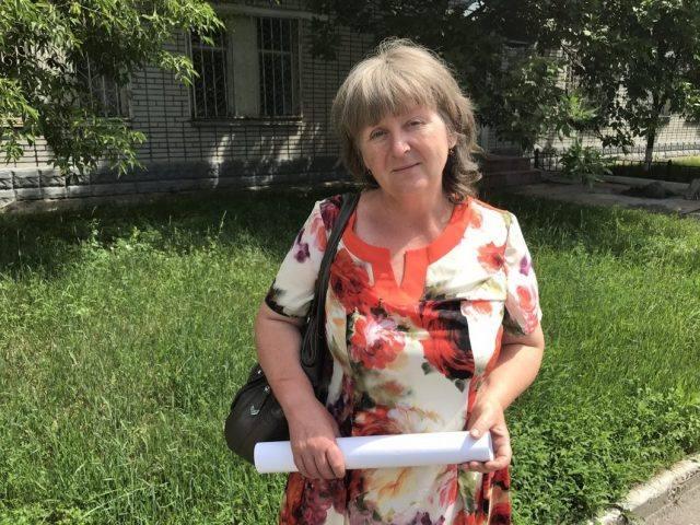 Мать российского контрактника Виктора Агеева дала интервью