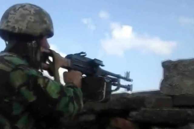 Силы АТО понесли потери— Террористы «Л/ДНР» атакуют