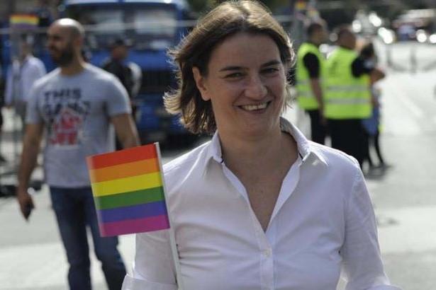 brnabic Парламент Сербии одобрил кандидатуру Аны Брнабич напост премьера