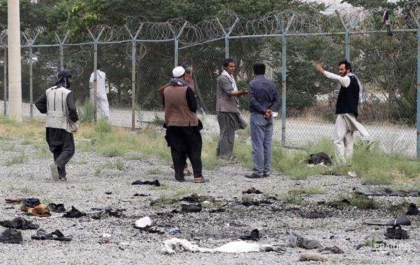 Количество жертв теракта вКабуле выросло до 90 человек