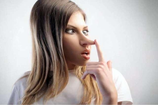 как уменьшить широкий нос