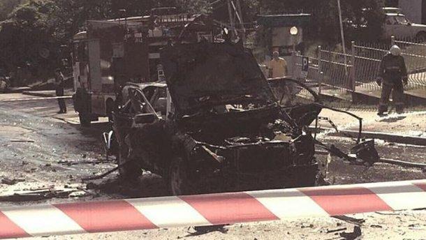 Опубликовано фото погибшего врезультате теракта вКиеве офицера ГУР