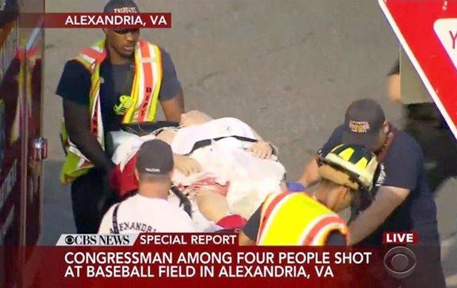 Трамп объявил осмерти стрелка, напавшего наконгрессменов вСША