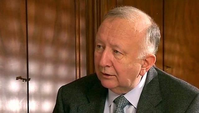 СБУ запретила германскому политику въезд вУкраину на5 лет