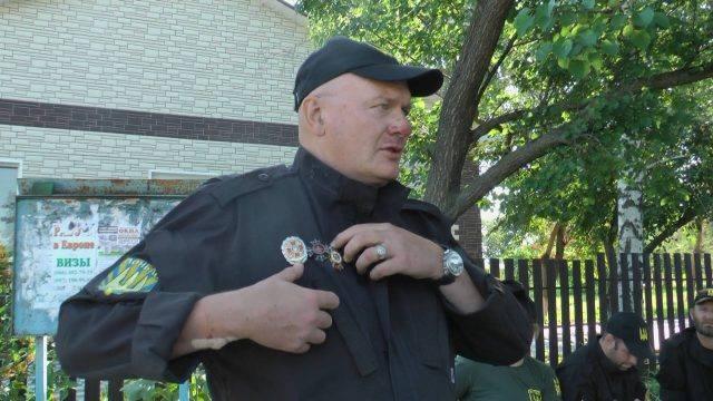 Неменее 30 человек задержаны запопытку рейдерского захвата агропредприятия наКировоградщине