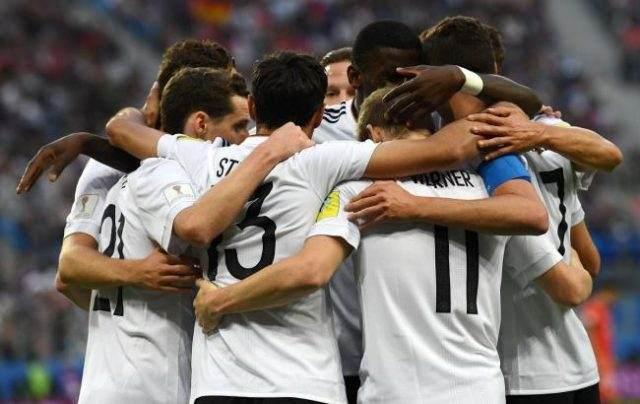 Йоахим Лёв: «Германия небоится серии пенальти вфинале Кубка конфедераций»