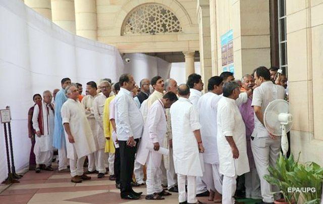 Индия голосует запрезидента изкасты неприкасаемых