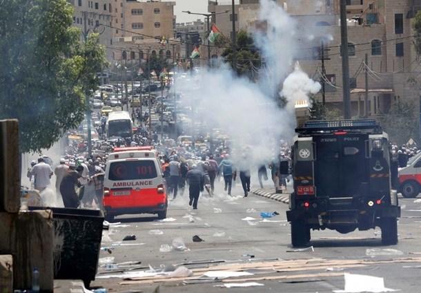 НаЗападном берегу Иордана палестинец убил двоих израильтян 22.07.2017 01:59