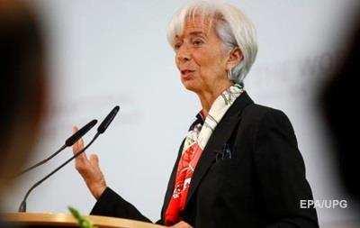 Лагард неисключила, что близок новый глобальный денежный  кризис
