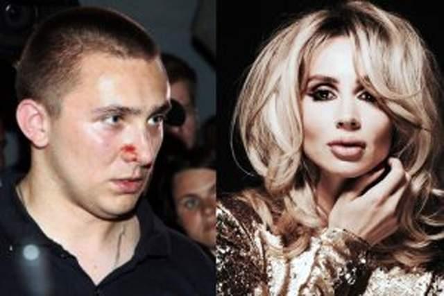Стерненко объявил, что ему влицо плюнули Лободой